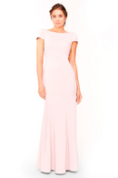 Bari Jay Bridesmaid Dress 1953 - Almond