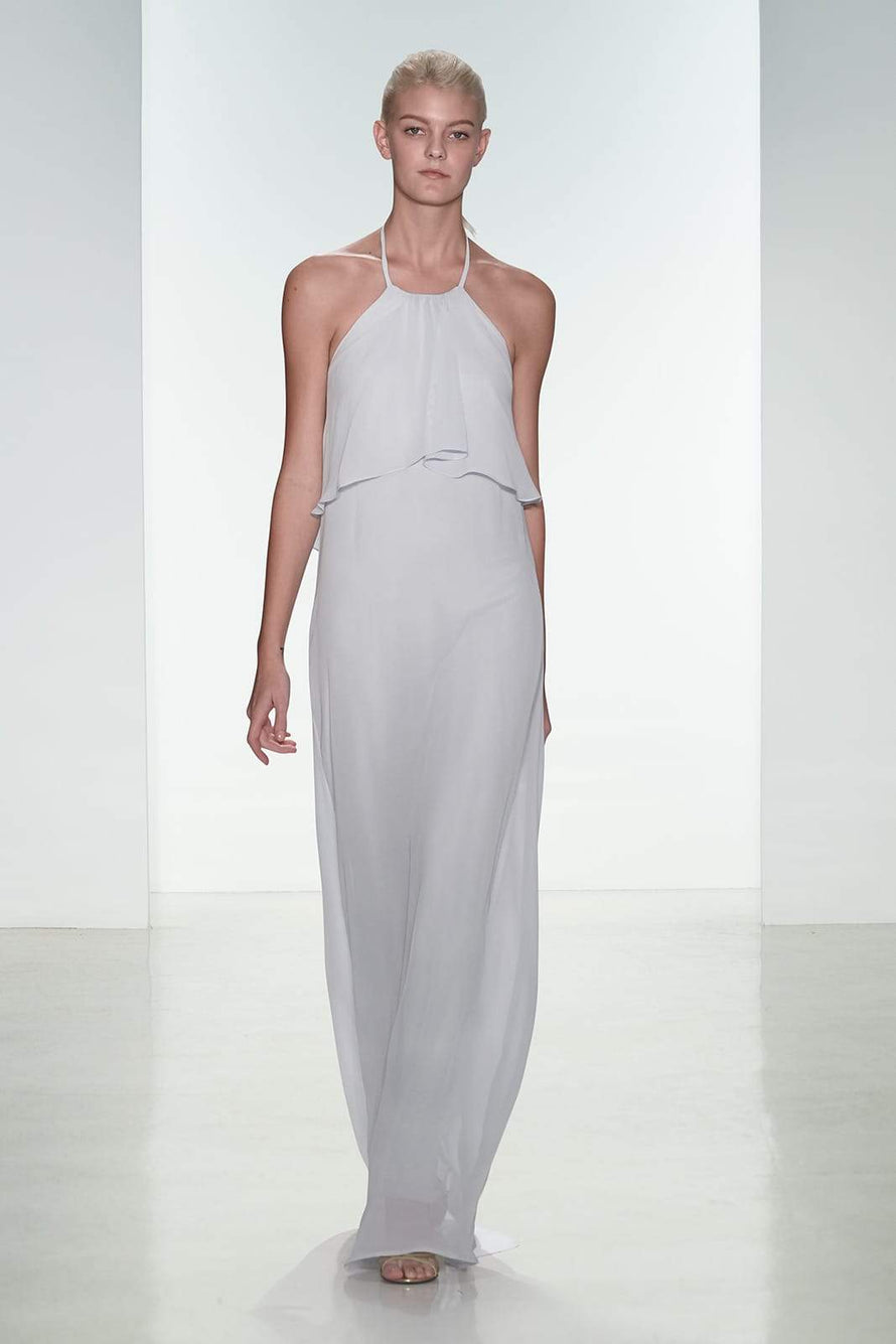 Nouvelle Amsale Bridesmaid Dress Cait
