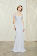Amsale Long Bridesmaid Dress Sienna