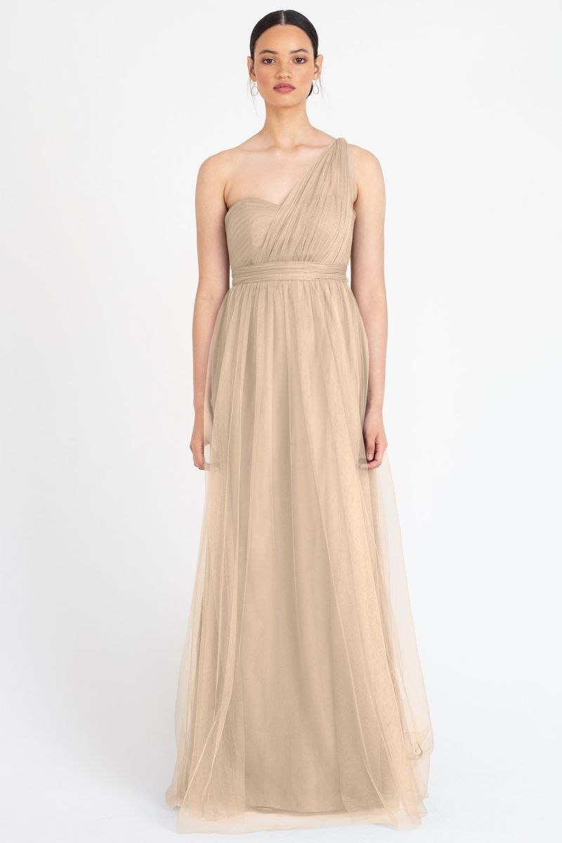 Cashmere-Jenny Yoo Convertible Bridesmaid Dress Annabelle