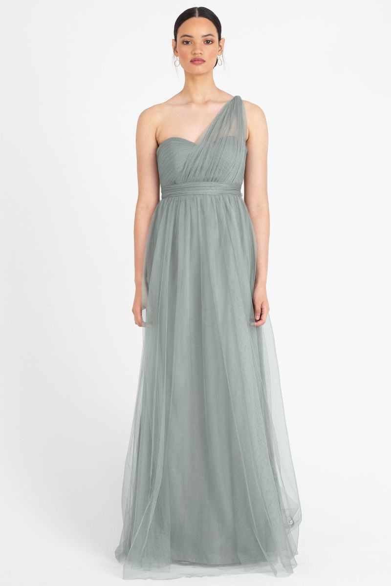 Morning Mist-Jenny Yoo Convertible Bridesmaid Dress Annabelle