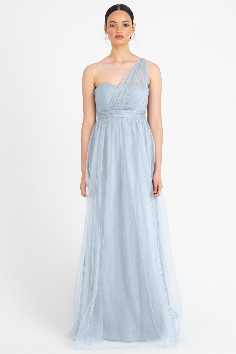 Whisper Blue-Jenny Yoo Convertible Bridesmaid Dress Annabelle