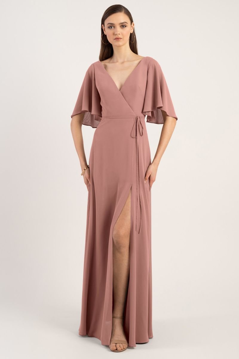 Jenny Yoo Bridesmaid Dress Ari front