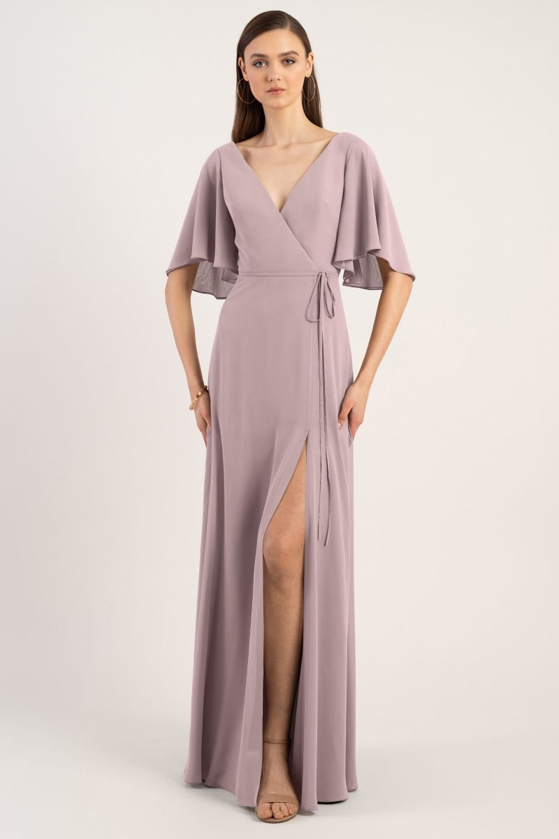 Fig-Jenny Yoo Bridesmaid Dress Ari