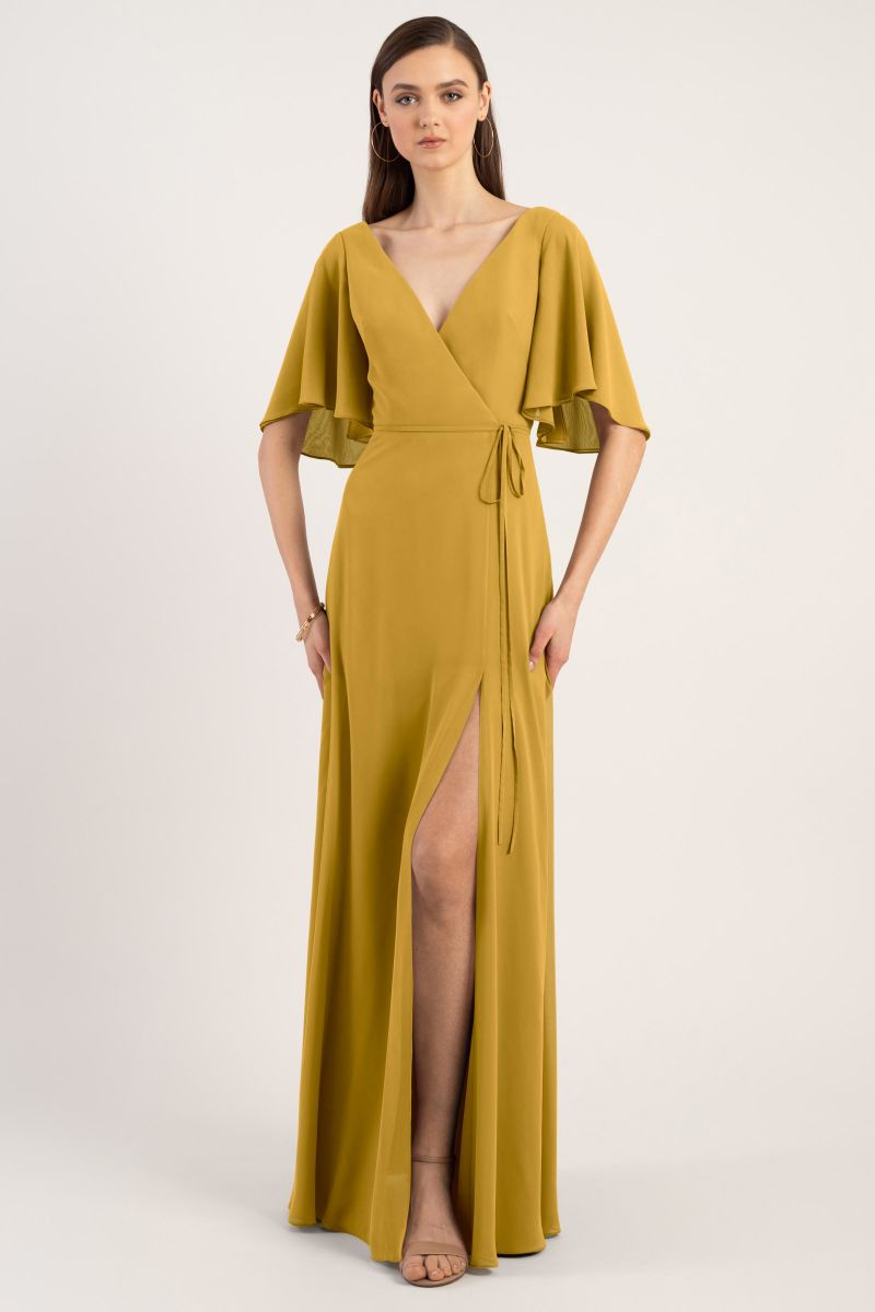 Marigold-Jenny Yoo Bridesmaid Dress Ari