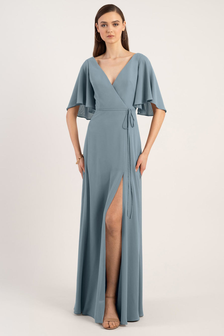 Jenny Yoo Bridesmaid Dress Ari_mayan_blue