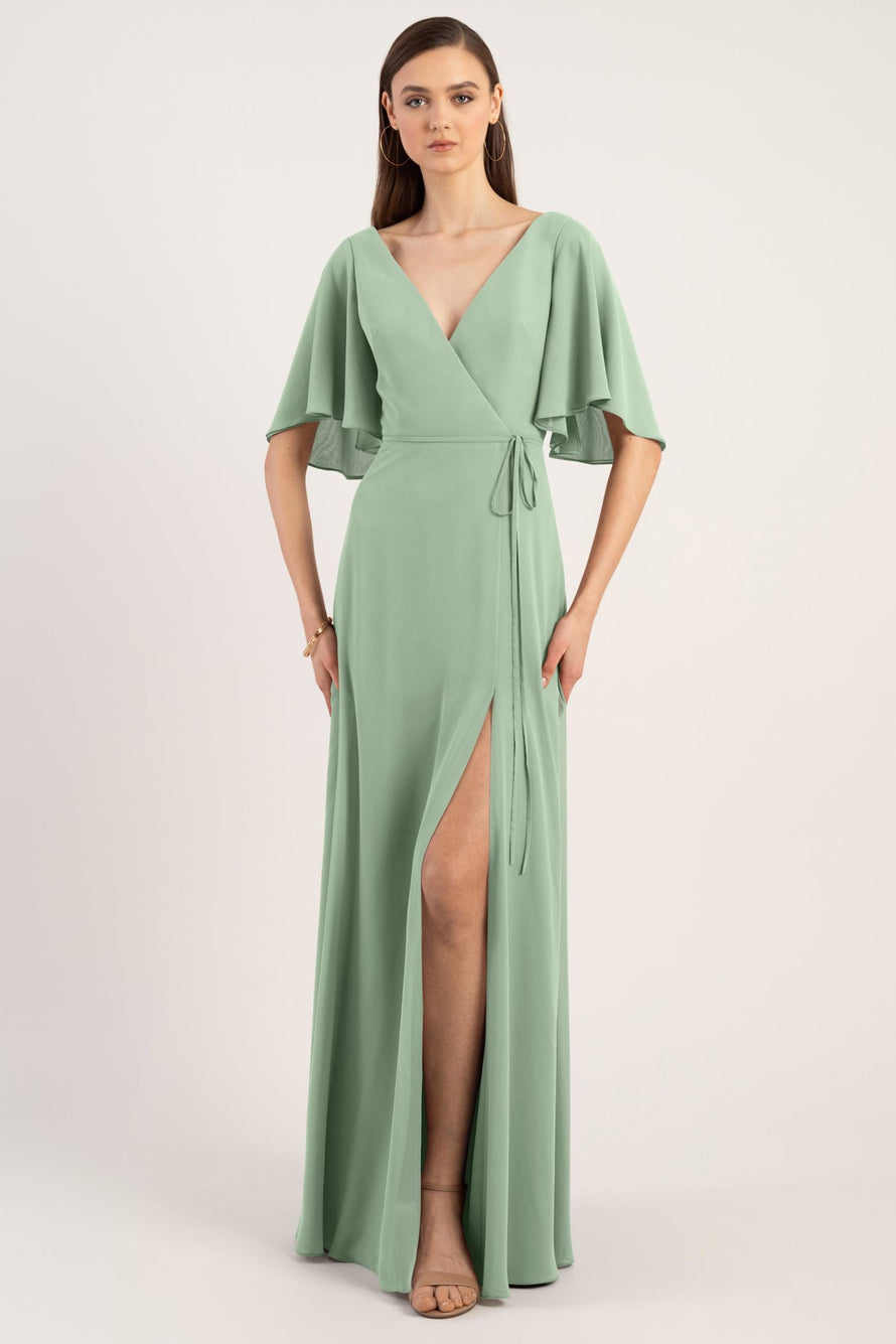 Jenny Yoo Bridesmaid Dress Ari_sea_glass