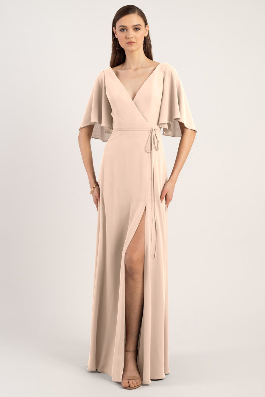 Jenny Yoo Bridesmaid Dress Ari_soft_blush