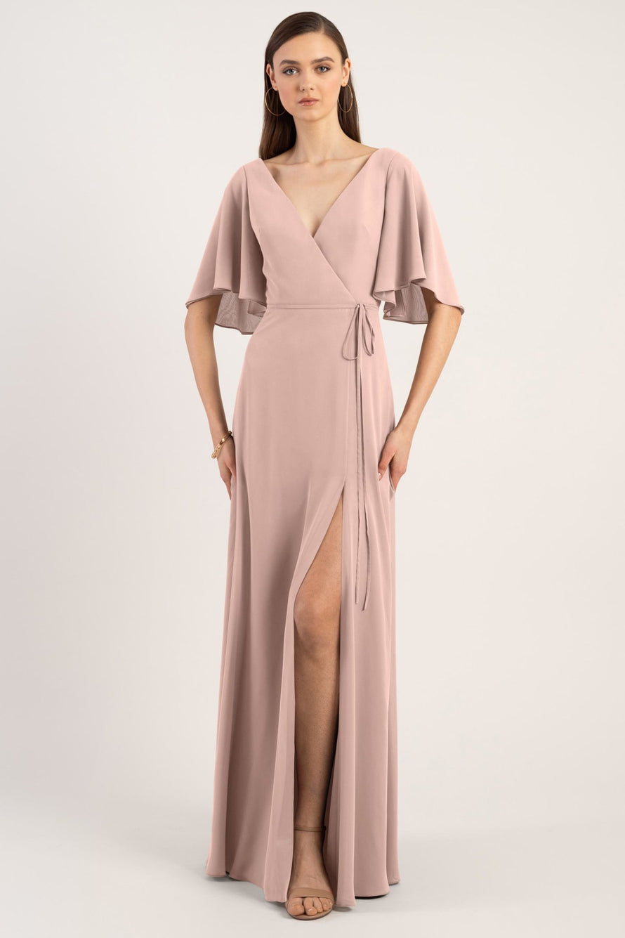 Jenny Yoo Bridesmaid Dress Ari_whipped_apricot