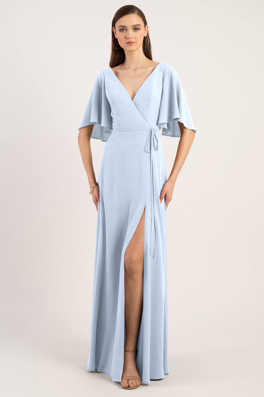 Jenny Yoo Bridesmaid Dress Ari_whisper_blue