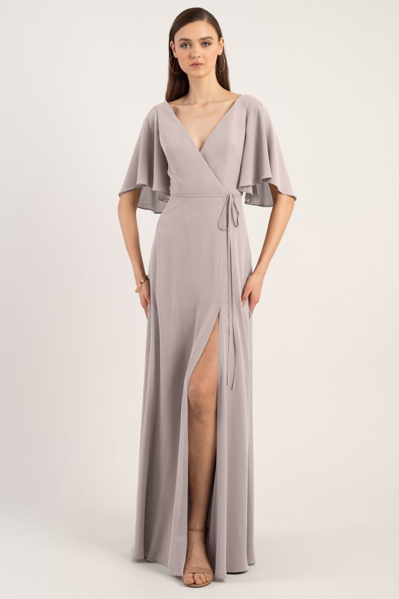 Woodrose-Jenny Yoo Bridesmaid Dress Ari