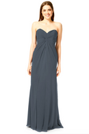 Bari Jay Bridesmaid Dress 1870 -AutumnGrey