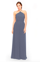 Bari Jay Bridesmaid Dress 1969 - AutumnGrey