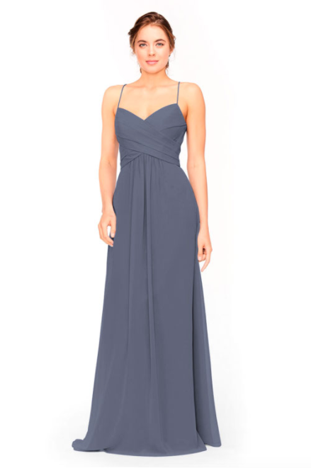 Bari Jay Bridesmaid Dress 1962 -AutumnGrey