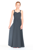 Bari Jay Junior Bridesmaid Dress 1803 (JR)-AutumnGrey