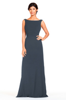 Bari Jay Bridesmaid Dress 1818 -AutumnGrey