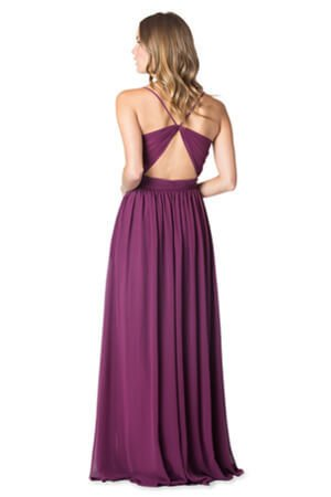 Bari Jay Bridesmaid Dress - 1606 back
