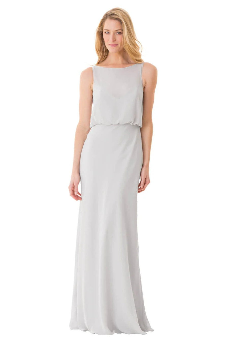 Bari Jay Bridesmaid Dress - 1661 front