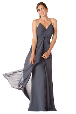 Bari Jay Maternity Bridesmaid Dress - 1723 (M) IC