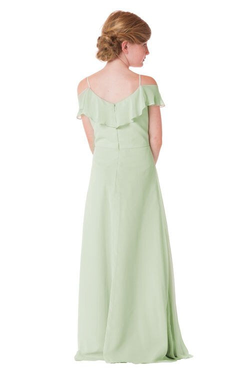 Bari Jay Junior Bridesmaid Dress - 1730 back