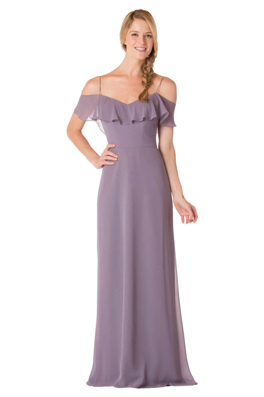 Bari Jay Bridesmaid Dress - 1730-front