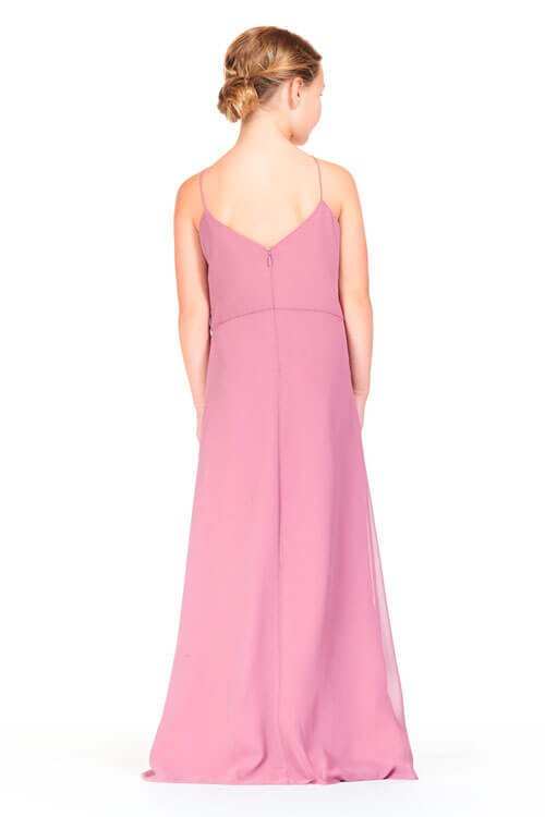 Bari Jay IC Junior Bridesmaid Dress - 1806 back