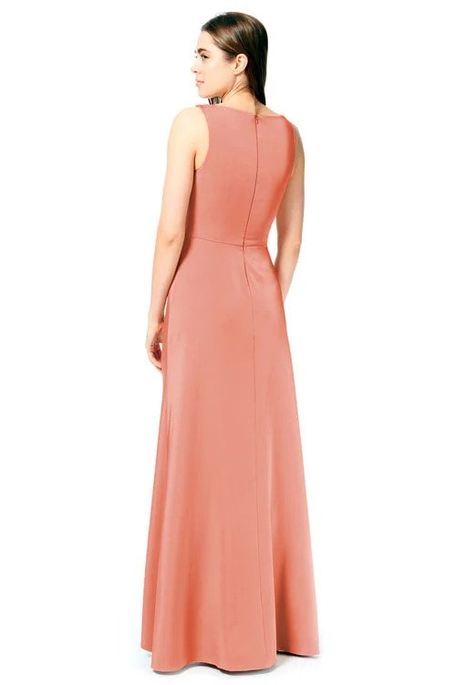 Bari Jay Bridesmaid Dress 1888 back