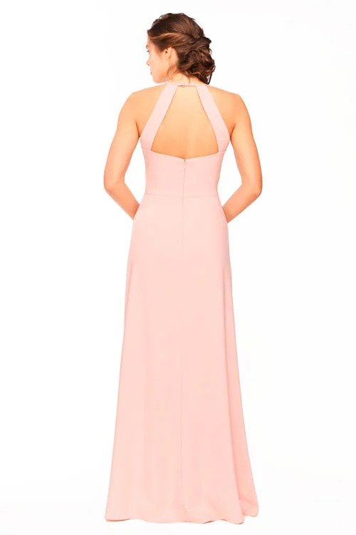 Bari Jay Bridesmaid Dress 1950 - back