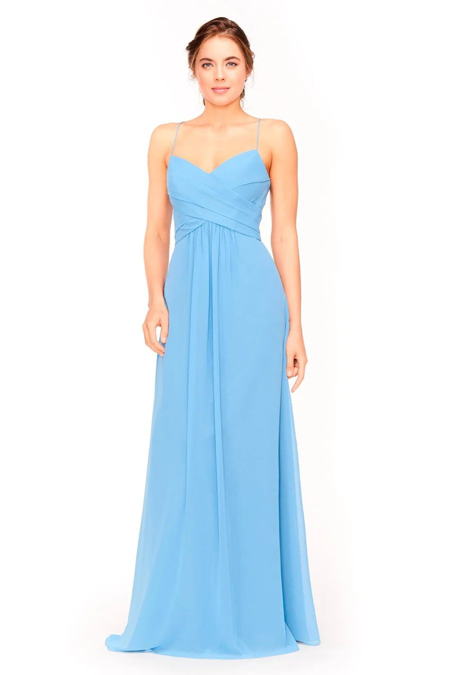 Bari Jay Bridesmaid Dress 1962 - front