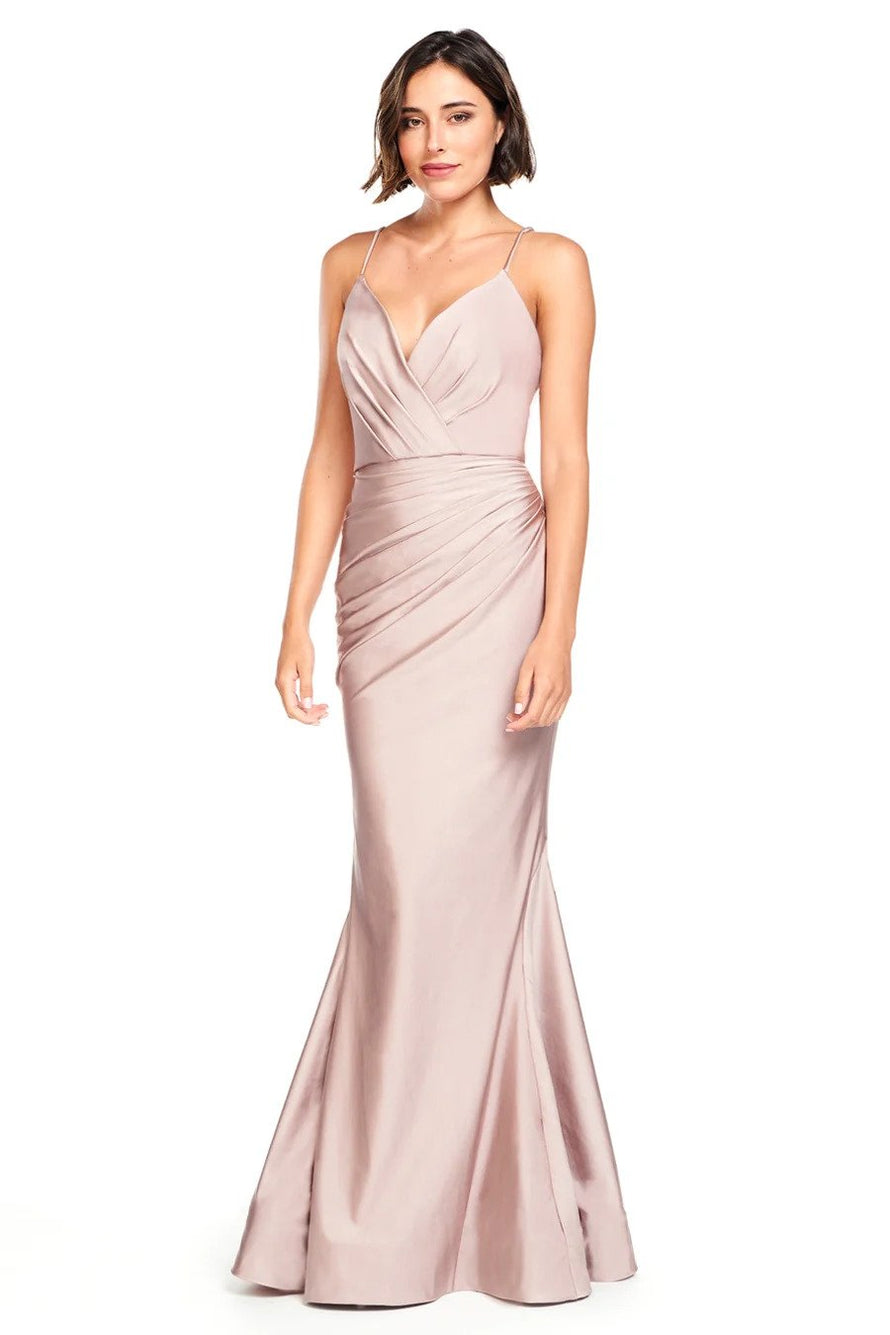 Bari Jay Bridesmaid Dress - 2000 front