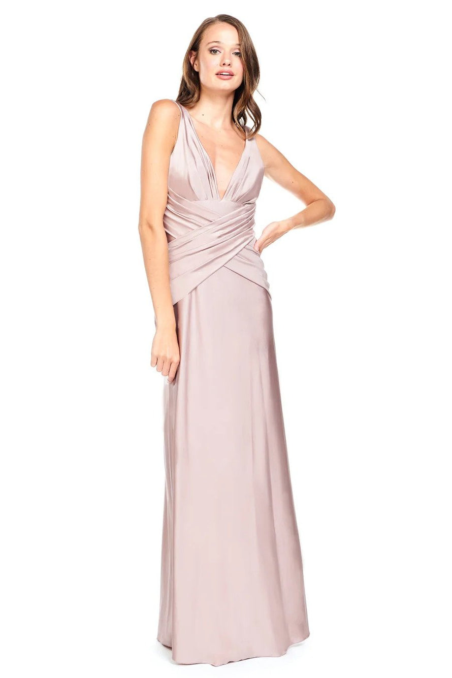 Bari Jay Bridesmaid Dress - 2001 front