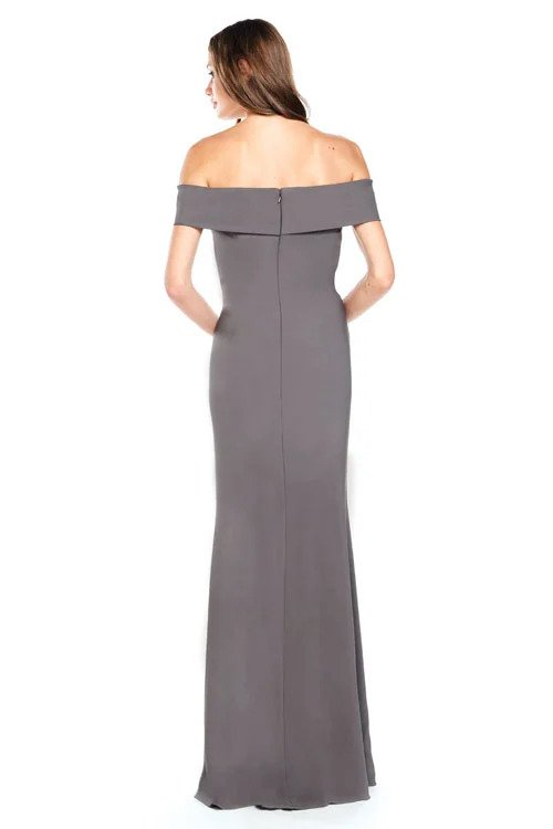 Bari Jay Bridesmaid Dress 2014 - back