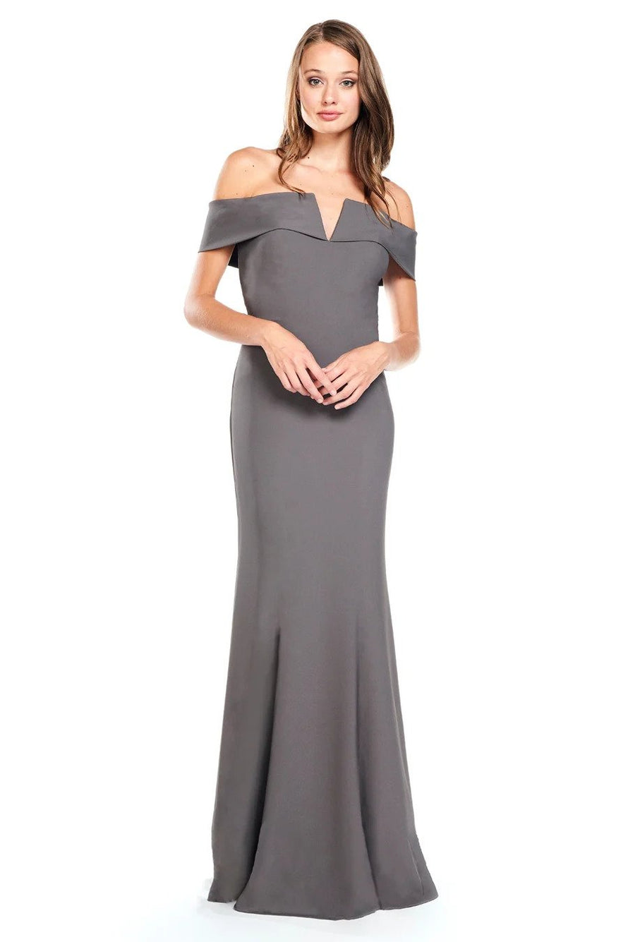Bari Jay Bridesmaid Dress 2014 - front