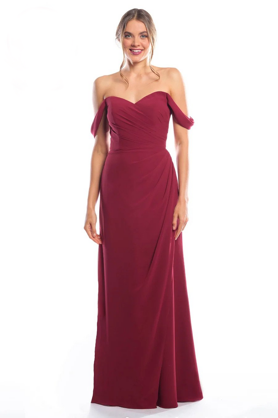 Bari Jay Bridesmaid Dress 2080 - front