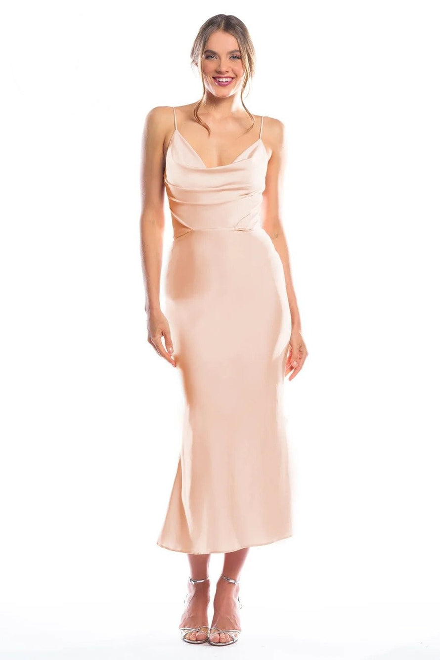 Bari Jay Bridesmaid Dress 2092 - front