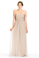 Bari Jay Bridesmaid Dress 1803 - Beige