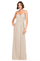 Bari Jay Bridesmaid Dress 2026 - Beige