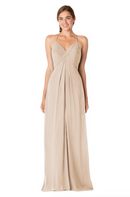 Bari Jay Bridesmaid Dress - 1723 BC-Beige
