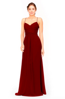 Bari Jay Bridesmaid Dress 1962 -Berry