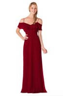 Bari Jay Bridesmaid Dress - 1730-Berry