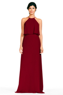 Bari Jay Bridesmaid Dress 1801-Berry