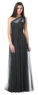 BillLevkoffBridesmaidDressStyle1228-Charcoal