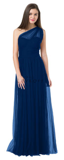 BillLevkoffBridesmaidDressStyle1228-Navy