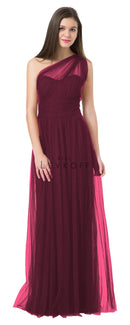 BillLevkoffBridesmaidDressStyle1228-Wine