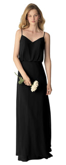 BillLevkoffBridesmaidDressStyle1266-Black