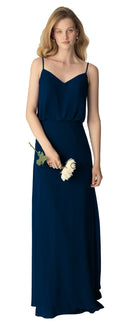 BillLevkoffBridesmaidDressStyle1266-Navy