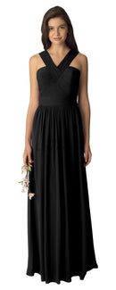 BillLevkoffBridesmaidDressStyle1276-Black
