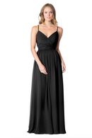 Bari Jay Bridesmaid Dress - 1606 BC-Black