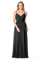Bari Jay Bridesmaid Dress - 1606 IC-Black