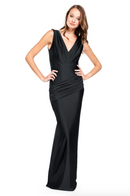 Bari Jay Bridesmaid Dress - 2006 Black